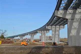 Highway Bridge & Girder Fabrication (Wabash Steel)