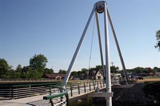 Specialty & Complex Bridge Fabrication (Wabash Steel)