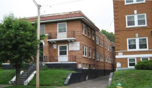Cambridge Lane Apartments