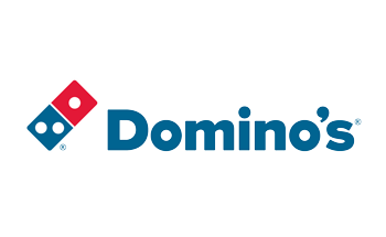 Domino's Logo Rectangle