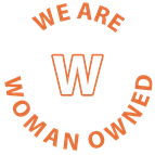 We are woman owned