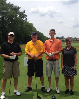 Indiana Subcontractors Association ISA Golf Outing 2013