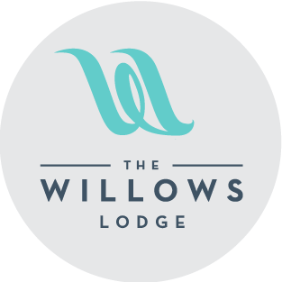 The Lodge at the Willows Venue Logo, located in Indianapolis, Indiana