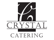 Crystal Catering Logo