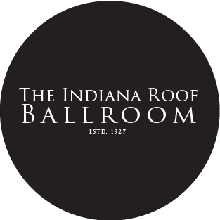 Indiana Roof Ballroom Logo for the venue in Indianapolis