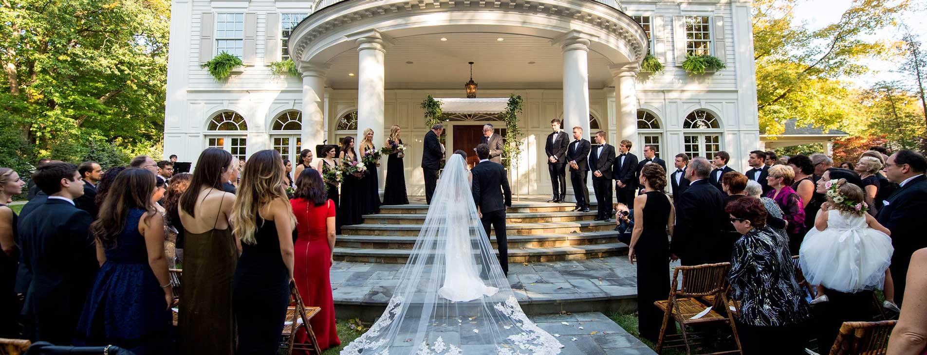 Wedding Ceremony north of Indianapolis Indiana