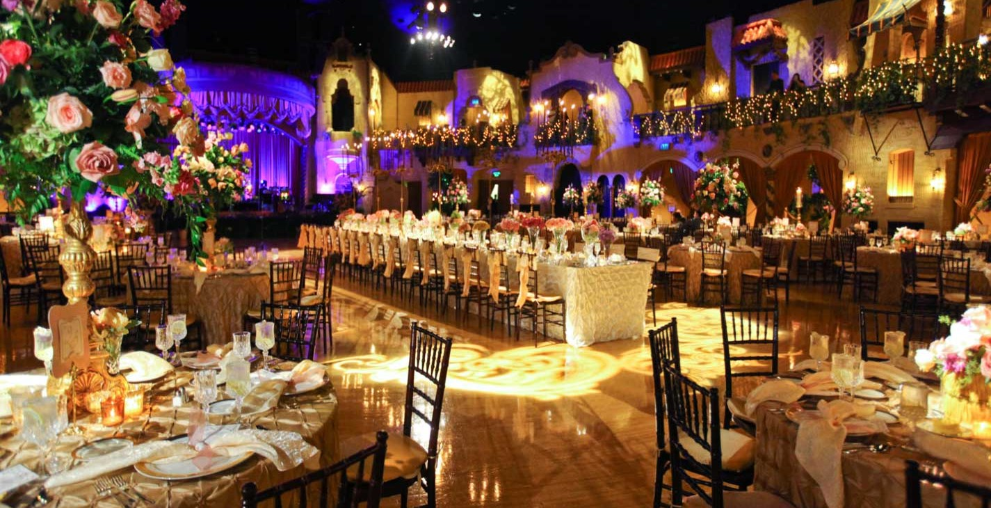 Wedding Event at Indiana Roof Ballroom