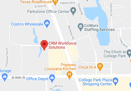 CRM Map