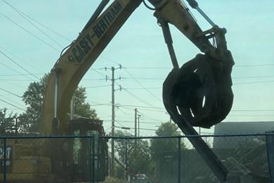 Construction Cranes 4