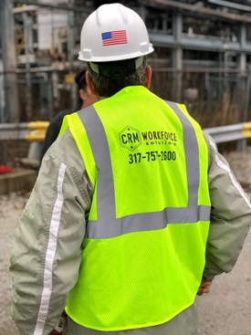 Nine Reasons to Select CRM Workforce for Your Next Asbestos Abatement Staffing Project
