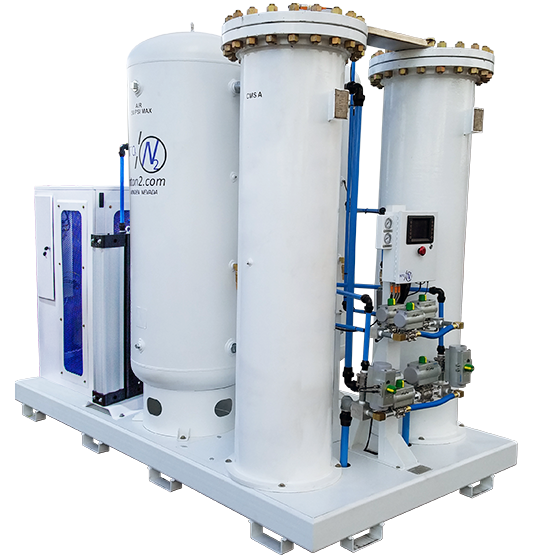 Into N2 High Pressure Nitrogen Generator