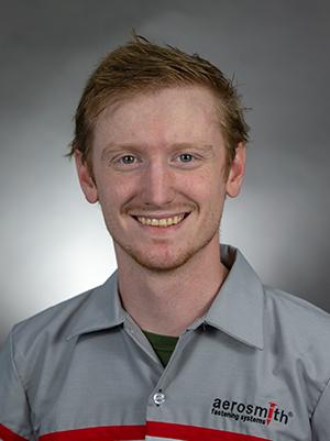 Headshot of Tyler Helweg