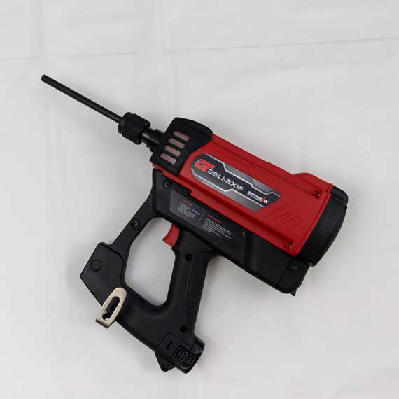 GT38LiEXIF Gas Powered Tool for Insulation Fastening