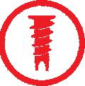Aerosmith Fastening System's Drywall Anchor Icon
