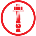 Aerosmith Fastening System's Mechanical Anchoring - Wedge Anchor Icon