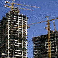 Construction Hoist Applications