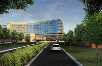 Mt. Carmel Grove City Hospital Construction Project (structural steel project)