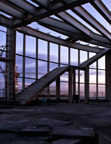 Steel Fabrication | Structural Steel Fabricators | Lenex