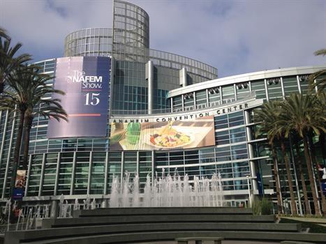 NAFEM 2015 at the Anaheim Convention Center