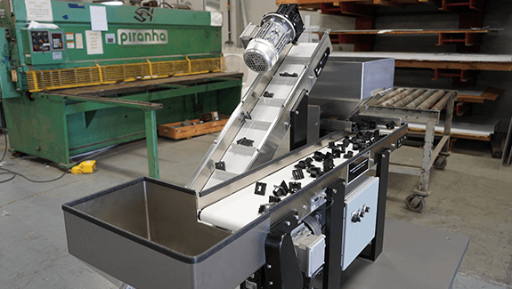 Flex Feeders Robotic Vision Guided Parts Feeding