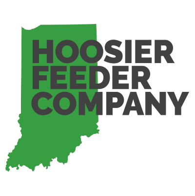 Square Hoosier Feeder Logo