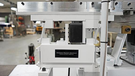 Inline Vibratory Feeders Linear Systems Hoosier Feeder