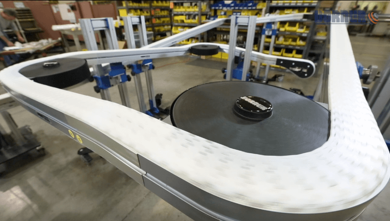 Dynamic Conveyors