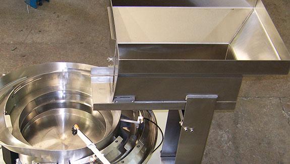 Vibratory Hopper Supply Hoppers For Feeder Systems