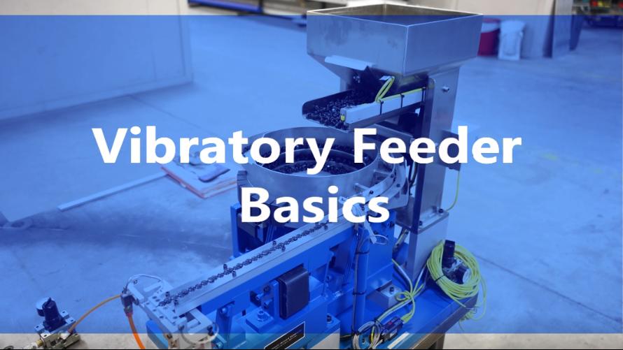 vibratory feeder basics dynamic image