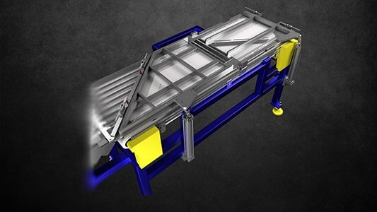 Conveyor for Feeder Systems