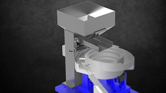 Vibratory Hopper