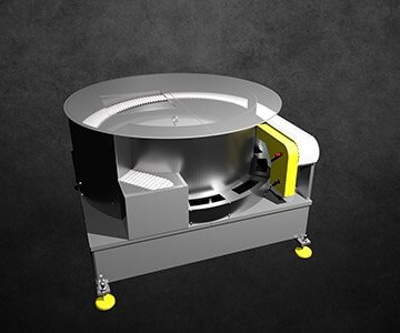 Heavy Duty Centrifugal Feeder System