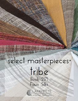 Tribe, Faux Silks 2171