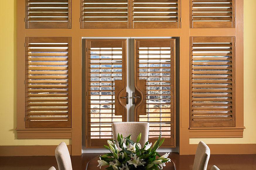 Custom Shutters Window Shutters Lafayette Interior Fashions