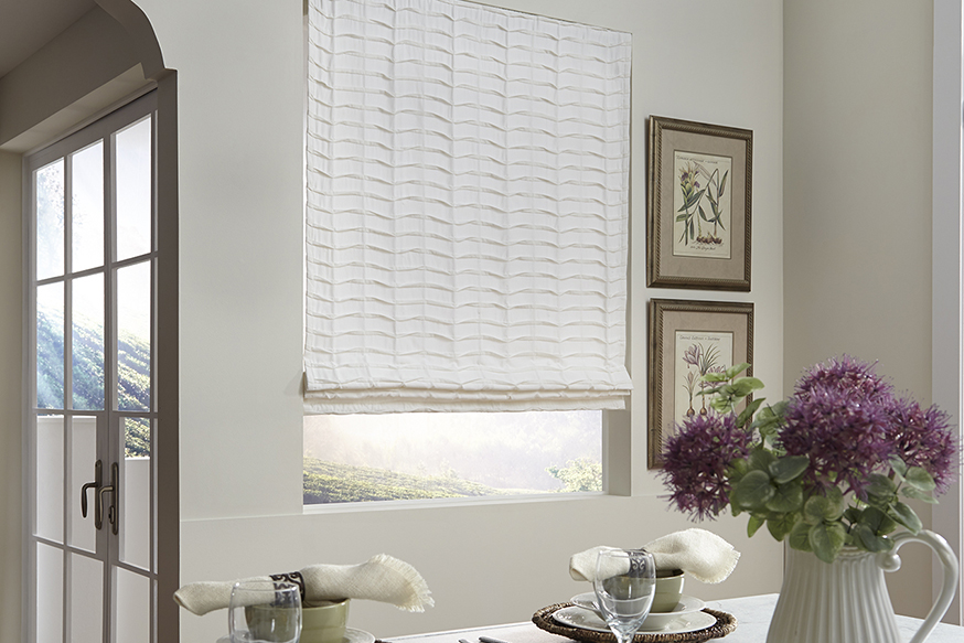 Kitchen Window Treatments Blinds Lafayette Interior Fashions