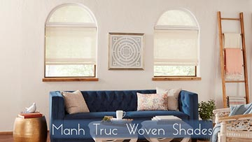 Manh Truc Woven Wood Shades