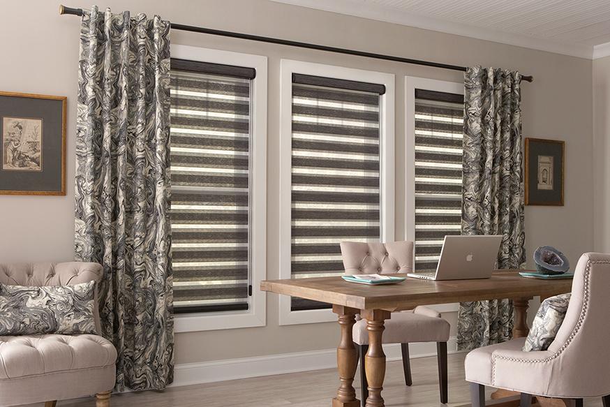 Contemporary Window Treatments | Lafayette Interior Fashions