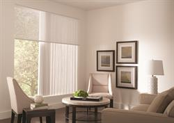 Window Treatment Lighting Control & Privacy