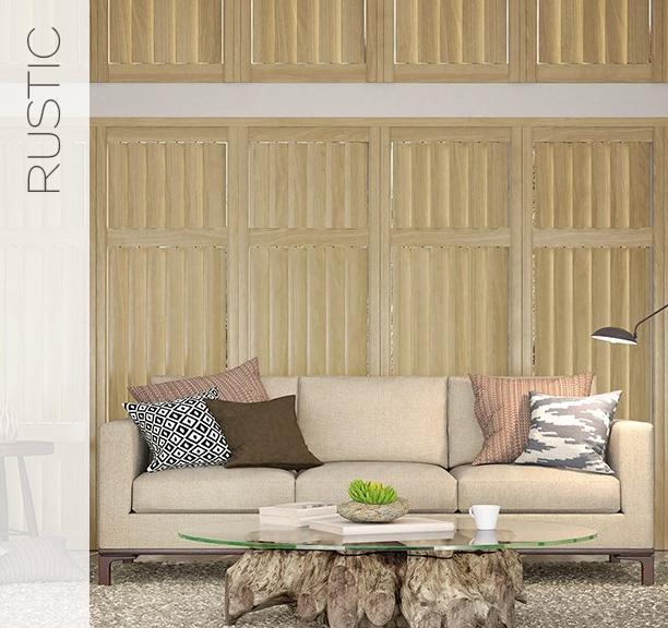 LIF Rustic Style (Lafayette Interior Fashions)