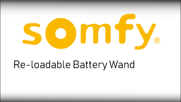 Somfy Battery Wand