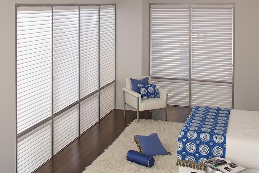 Bedroom Window Treatments   Lafayette Interior Fashions