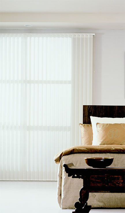 Discoveries® Vertical Blinds