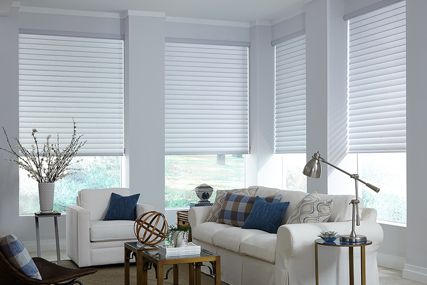 Transitional Window Treatments | Lafayette Interior Fashions