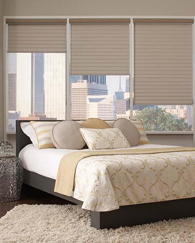 Custom Roller Shades Bedroom image