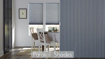 Parasol Cellular Shades Videos