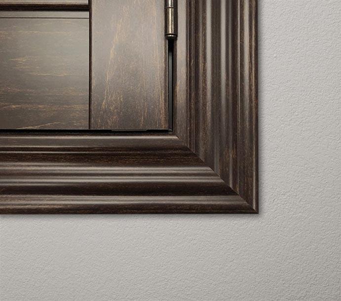 Stained-Parke-Z-frame-dark-walnut