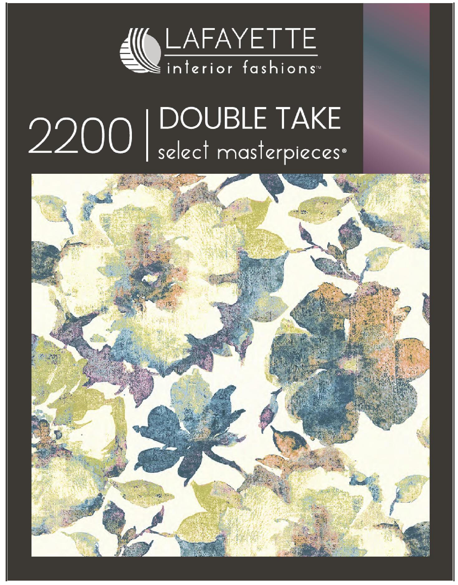 Double Take 2200