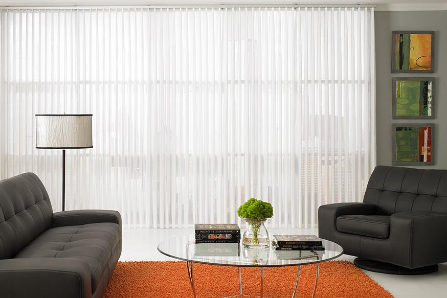 Sheer Vertical Blinds Beautiful Windows Lafayette