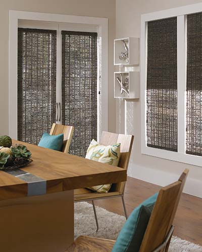Allure Transitional Shades dining room image
