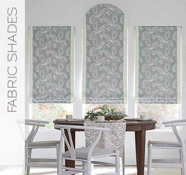 LIF Fabric Shades (Lafayette Interior Fashions)